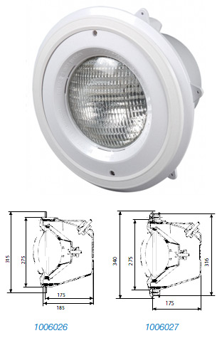 Прожекторы Hayward EuroLight